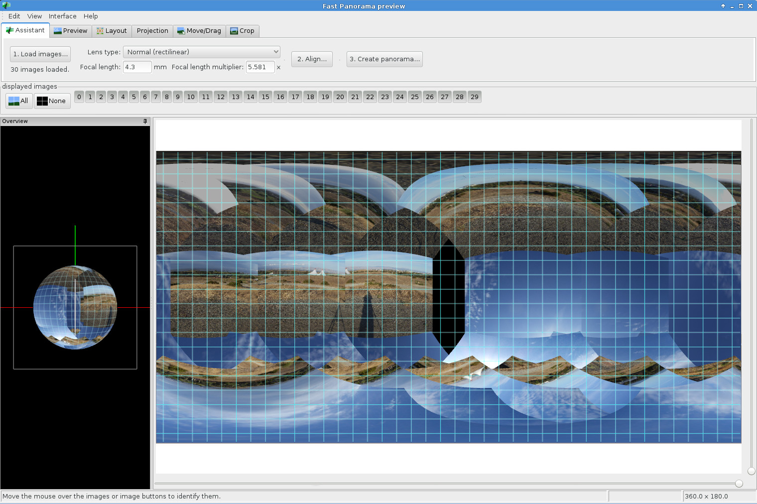 Really Slick Blog » Blog Archive » Making Cubemaps from